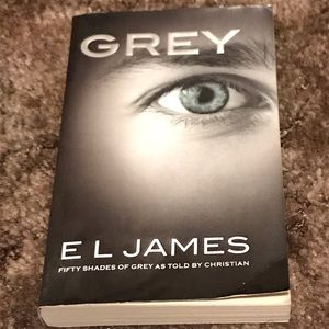 Grey by El James book